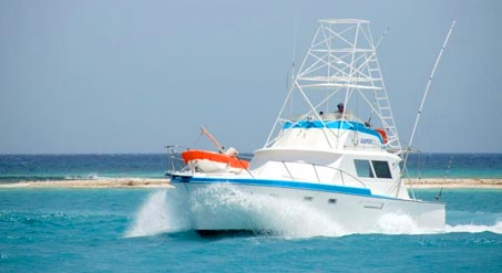 Trinidad Boat, Yacht & Fishing Charters